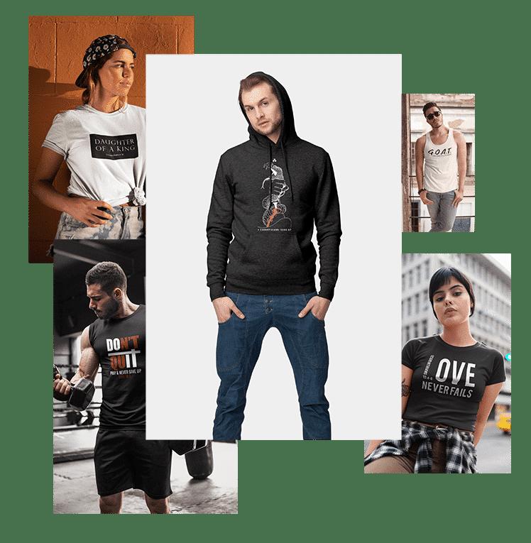 Christian-based Urban Clothing, About Us, Fabrics Of Faith